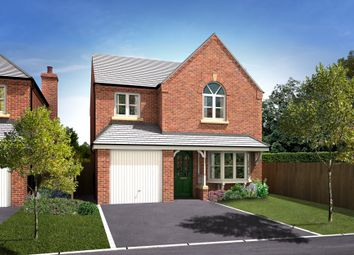 Thumbnail 4 bed detached house for sale in Rectory Lane, Standish, Greater Manchester