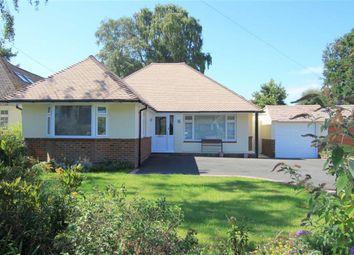 Thumbnail 4 bed detached bungalow for sale in Terrington Avenue, Highcliffe, Christchurch, Dorset