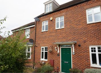 Thumbnail 3 bed town house for sale in Water Reed Grove, Walsall