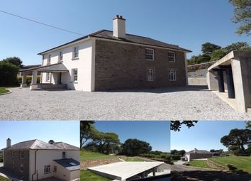 Thumbnail 5 bed property to rent in St. Dominick, Saltash, Cornwall