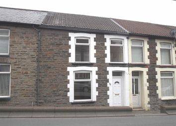 Thumbnail 3 bed terraced house for sale in New Road, Ynysybwl, Pontypridd
