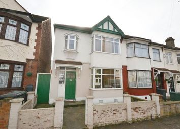Thumbnail 3 bed end terrace house for sale in Wickham Road, London