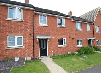 Thumbnail 2 bedroom terraced house for sale in Buzzard Rise, Stowmarket