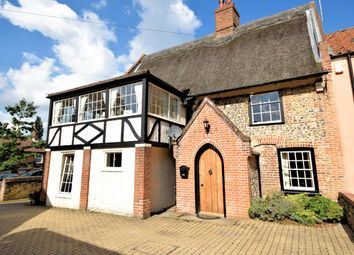 Thumbnail 4 bedroom semi-detached house for sale in High Street, Coltishall, Norwich