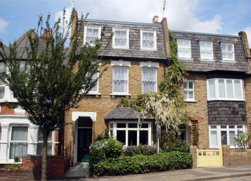 Thumbnail 5 bed terraced house for sale in Barnard Hill, Muswell Hill, London
