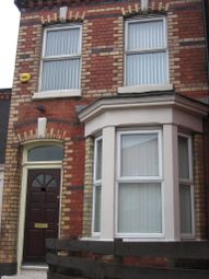 Thumbnail 2 bedroom terraced house to rent in Burleigh Road North, Anfield, Liverpool