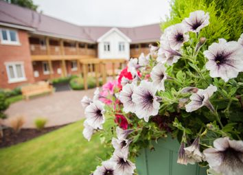 Thumbnail 2 bed flat for sale in 11 Bush Davies House, Felcourt Road, East Grinstead, West Sussex