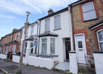 Thumbnail 3 bed terraced house for sale in Dane Road, Ramsgate