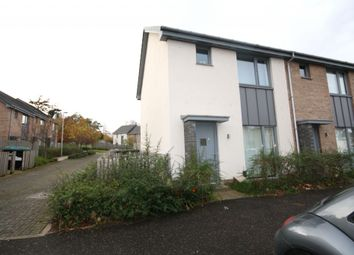 Thumbnail 2 bed end terrace house for sale in 10 Linden Avenue (Off Gracemount Drive), Edinburgh