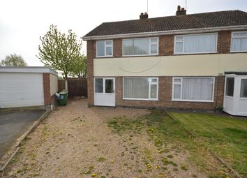 Thumbnail 3 bed semi-detached house for sale in Sycamore Way, Littlethorpe, Leicester