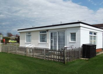 Thumbnail 2 bed mobile/park home for sale in 248 First Avenue, South Shore Holiday Village, Bridlington