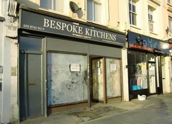 Thumbnail Retail premises to let in Shop, 250, Goldhawk Road, Shepherds Bush