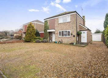 Thumbnail 3 bed detached house for sale in Old Vicarage Park, Narborough, King's Lynn