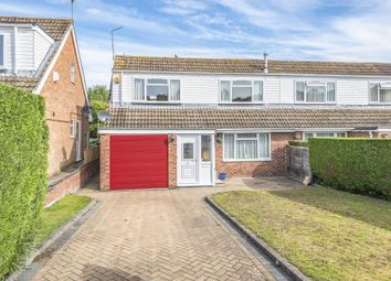Thumbnail 2 bed semi-detached house for sale in Friars Road, Newbury