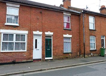 Thumbnail 2 bed terraced house for sale in Birchett Road, Aldershot, Hampshire