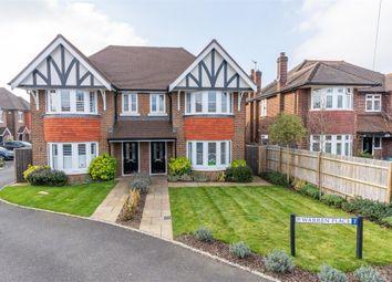 Warren Place, Walton-On-Thames, Surrey KT12. 3 bed detached house for sale