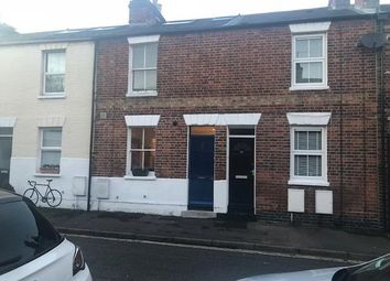 Thumbnail 3 bedroom terraced house to rent in Wellington Road, North Oxford