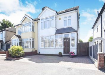Thumbnail 5 bed semi-detached house for sale in Lytton Road, Romford