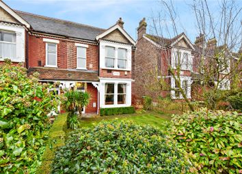 Thumbnail 4 bed semi-detached house for sale in Goldsel Road, Swanley