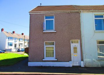 Thumbnail 2 bed end terrace house for sale in Plough Road, Landore, Swansea, City & County Of Swansea.