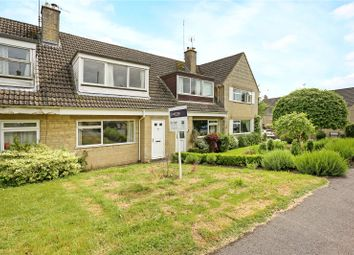 Thumbnail 3 bed terraced house for sale in Churchill Way, Painswick, Stroud, Gloucestershire