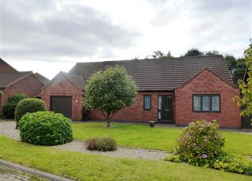 Thumbnail 3 bed detached bungalow for sale in Goldcrest Close, Scunthorpe