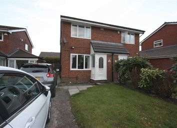 Thumbnail 2 bedroom semi-detached house for sale in Surrey Close, Little Lever, Bolton