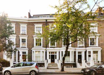 Thumbnail 3 bed flat to rent in Warwick Gardens, Kensington