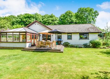 Thumbnail Detached bungalow for sale in Main Road, Cardross, Dumbarton