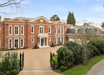 Thumbnail 5 bed detached house for sale in Falconwood House, Brooks Close, St. Georges Hill, Weybridge, Surrey