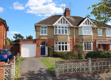 Thumbnail 3 bed semi-detached house for sale in Winser Drive, Reading