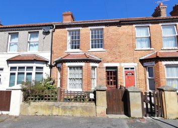 Thumbnail 3 bed terraced house for sale in Penfold Road, Folkestone