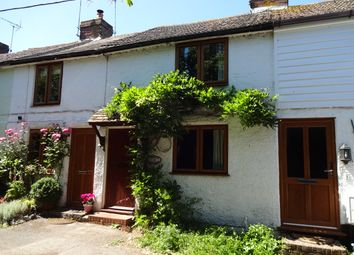 Thumbnail 2 bed cottage to rent in Church Street, Nonington