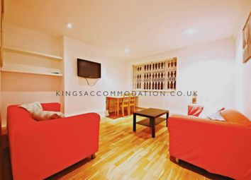 Thumbnail 4 bed flat to rent in Poynders Gardens, London