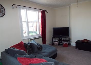 Thumbnail 1 bed flat to rent in The Arcade, Leicester Road, Wigston