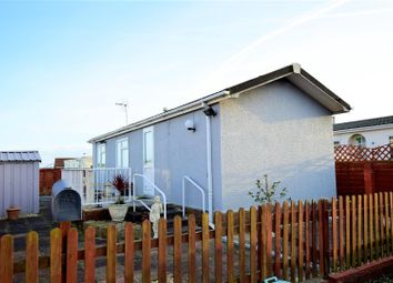 Thumbnail 1 bed mobile/park home for sale in Porthkerry, Barry