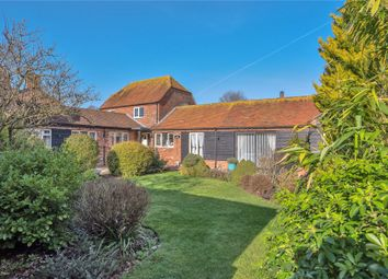 Thumbnail 5 bed detached house for sale in The Paddocks, Main Street, East Hanney, Wantage