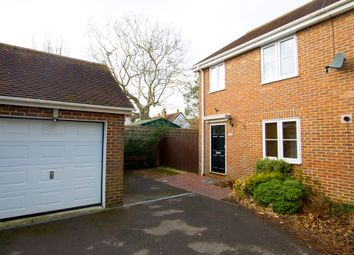 Thumbnail 3 bed end terrace house to rent in Protea Gardens, Titchfield, Fareham