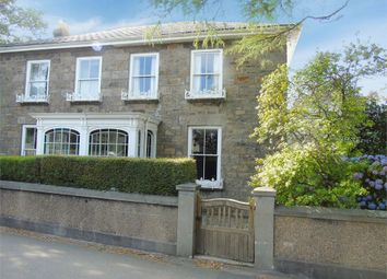 Thumbnail 4 bed semi-detached house for sale in Roskear, Camborne, Cornwall