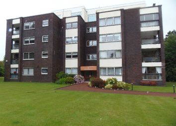 Thumbnail 3 bedroom flat to rent in Milverton Road, Giffnock, Glasgow