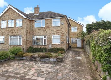 Thumbnail 4 bed semi-detached house for sale in Maylands Drive, Uxbridge, Middlesex