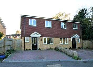 Thumbnail 3 bed semi-detached house for sale in Wickham Gardens, Rusthall