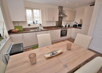 Thumbnail 2 bedroom flat for sale in Bellona Drive, Leighton Buzzard