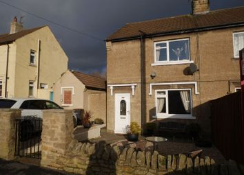 Thumbnail 2 bed semi-detached house for sale in Newholme Crescent, Evenwood, Bishop Auckland