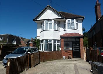 Thumbnail 3 bed maisonette for sale in Southcote Road, Bournemouth, Dorset