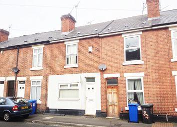 Thumbnail 2 bedroom terraced house for sale in Harrington Street, Peartree, Derby
