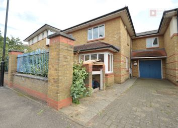 Thumbnail 4 bed terraced house to rent in Heron Drive, Finsbury Park, Stoke Newington, London