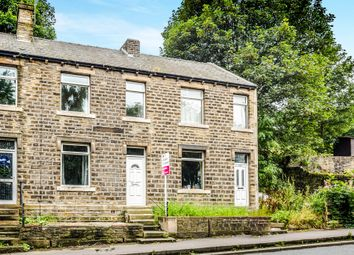 Thumbnail 3 bedroom end terrace house for sale in Manchester Road, Milnsbridge, Huddersfield