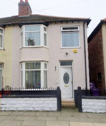 Thumbnail 3 bed semi-detached house for sale in Garthowen Road, Fairfield, Liverpool