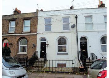 Thumbnail 4 bedroom terraced house for sale in Edwin Street, Gravesend